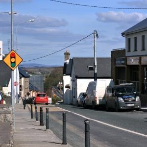 Moycullen Village- Crossroads