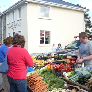 shoppers-at-the-fruit-veg-stall-at-moycullens-country-market