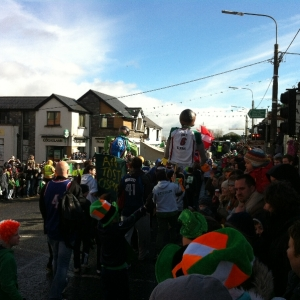 Moycullen\'s St. Patrick\'s Day Parade 2013 - Moycullen Basketball club