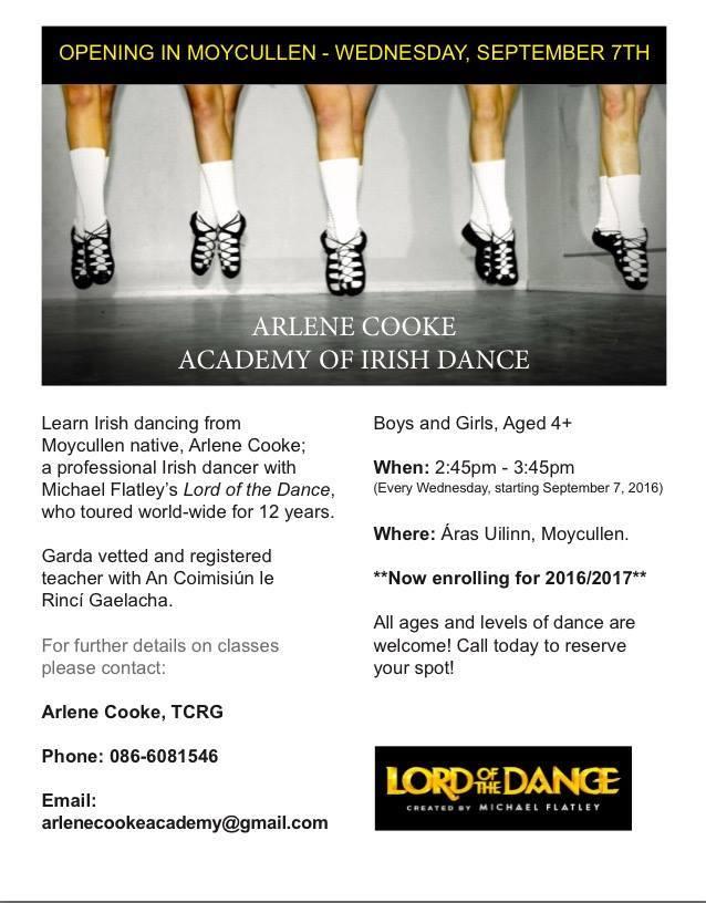 Arleen Cooke Academy of Irish Dance