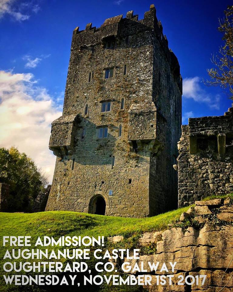 Aughnanure Castle free admission