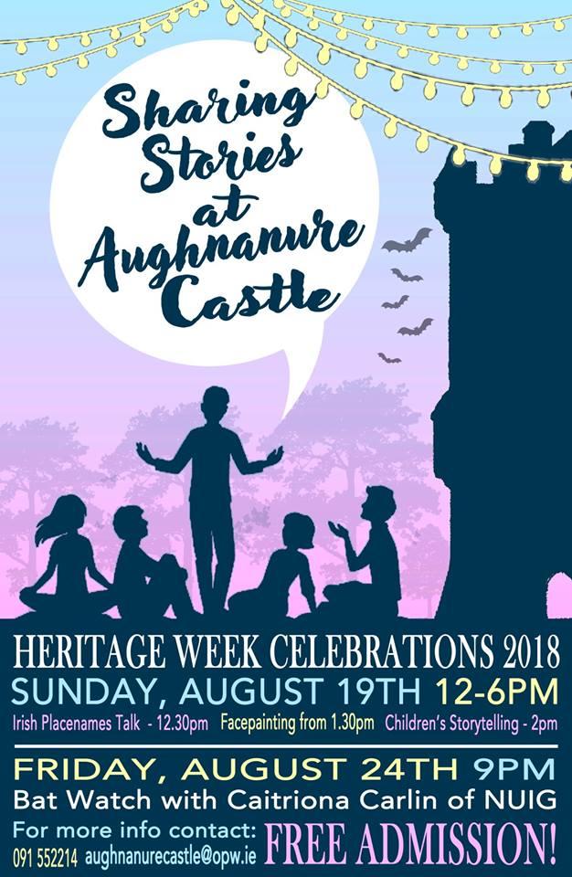 Aughnanure Heritage week 2018