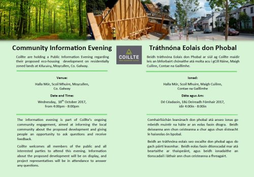 Colte information evening