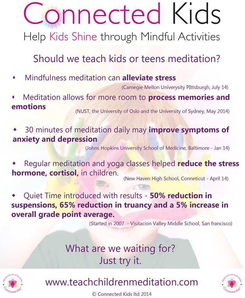 Child mindfulness moycullen