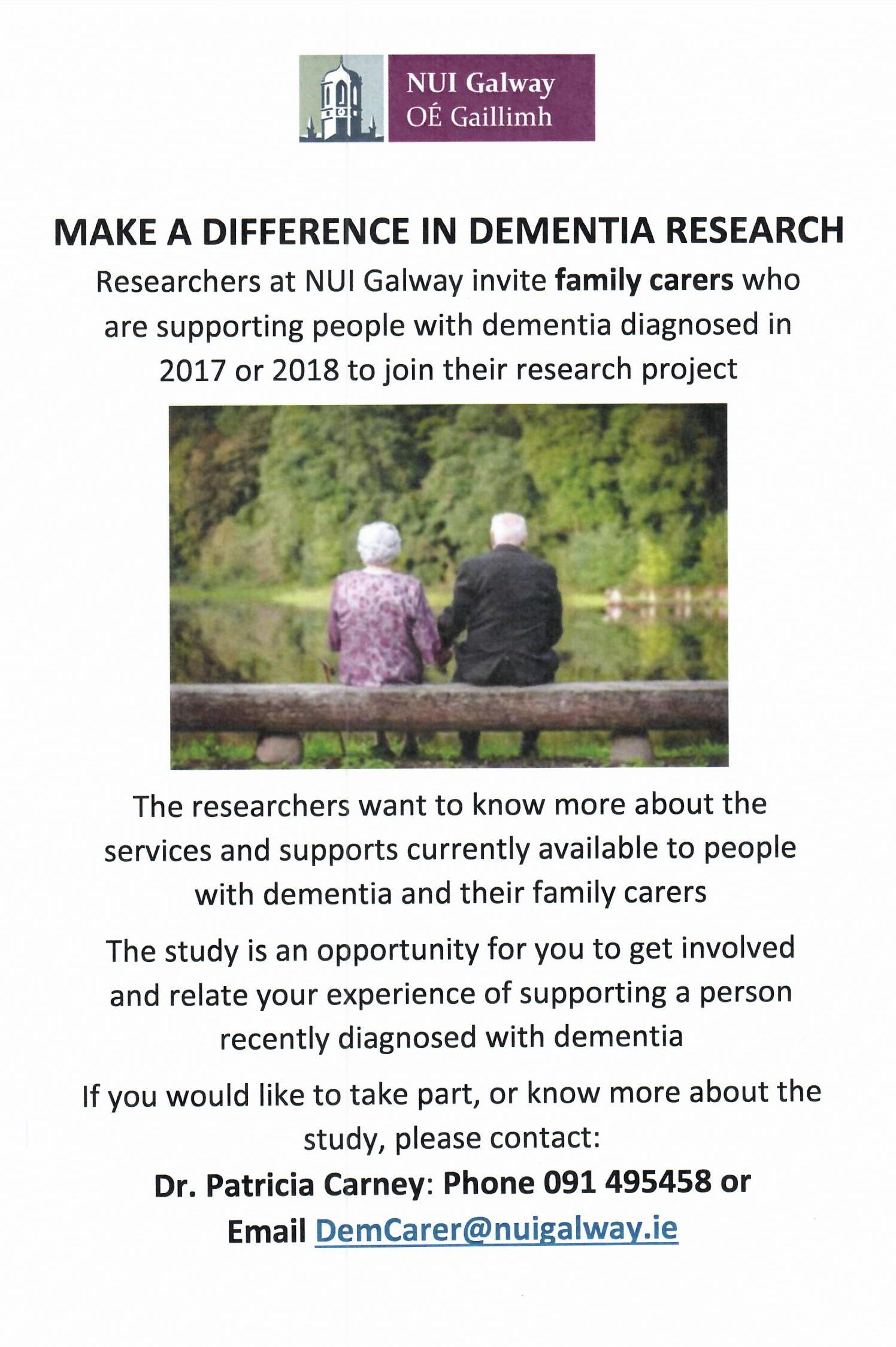 Dementia Research Project