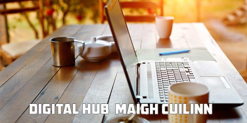 Remote working Moycullen Digital Hub