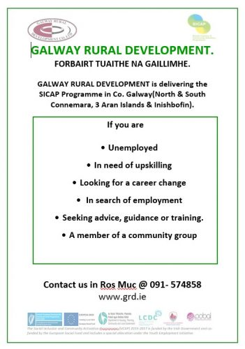 SICAP Programme in Co. Galway