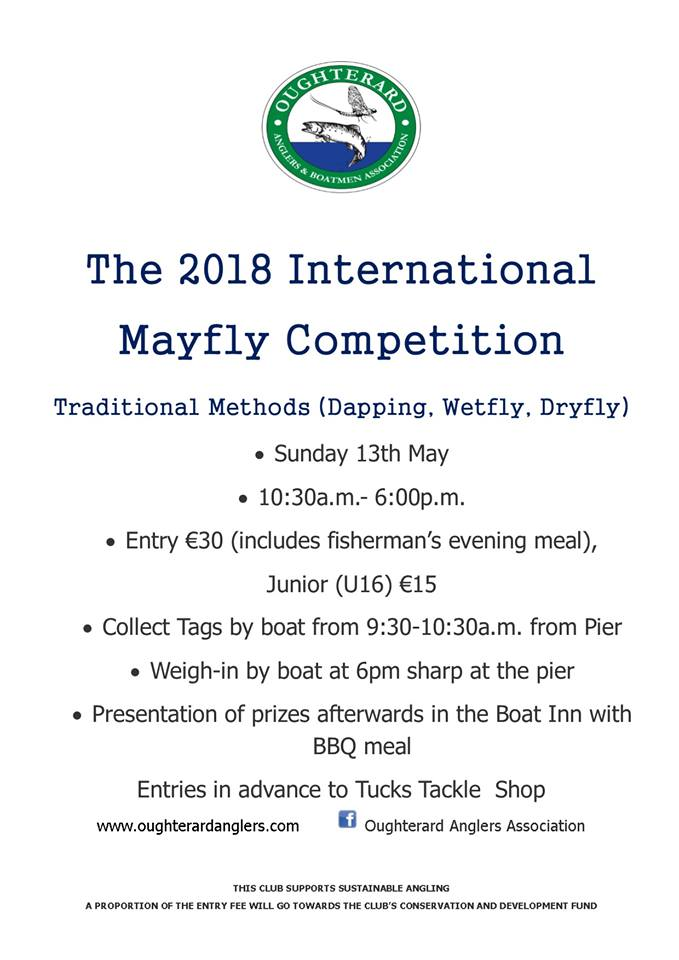 2018 May Fly Competition