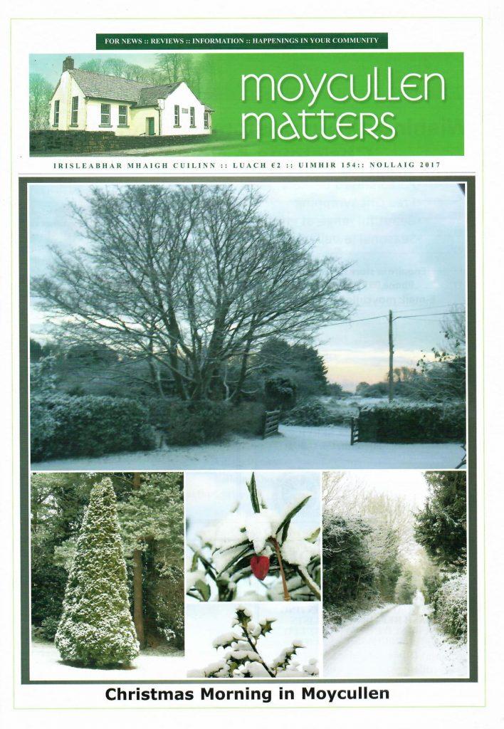 Moycullen Matters Magazine December 2017