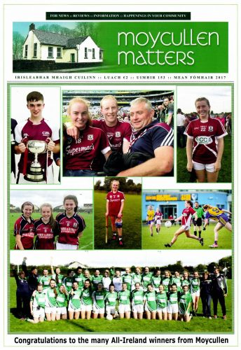 Moycullen Matters Magazine October 2017