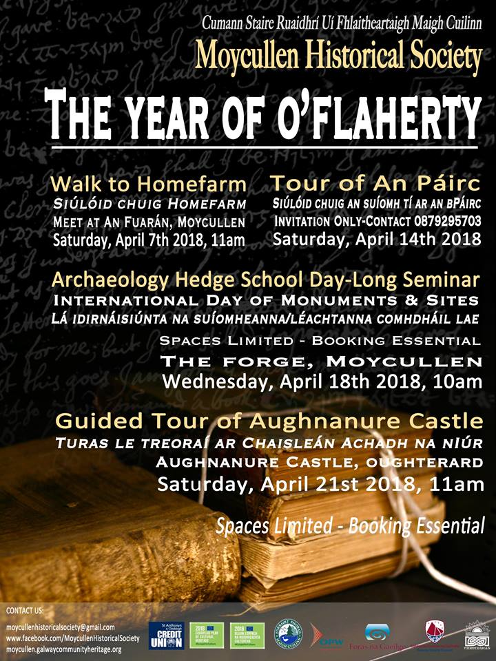 Year of O'Falherty Moycullen