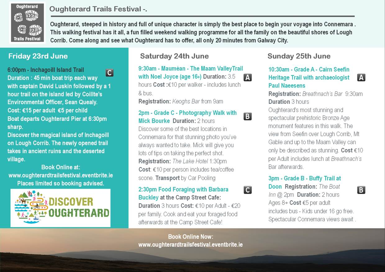 Oughterard Trials Festival June 2017