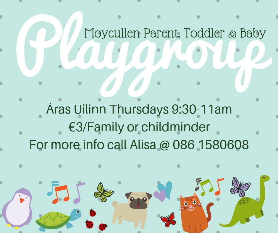 Moycullen Parent and Toddler Group
