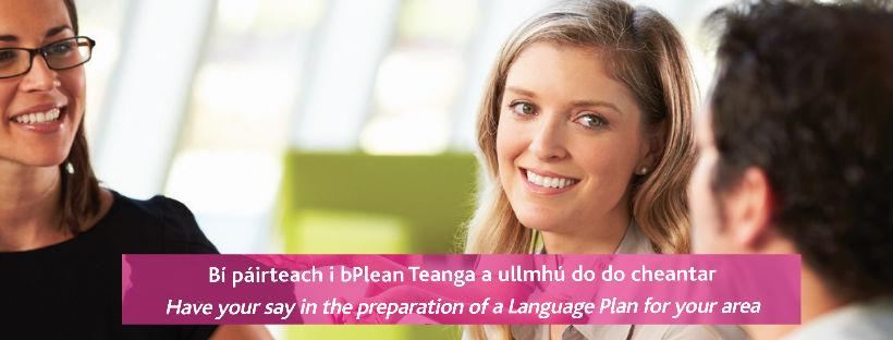 Irish Language Plan for Moycullen