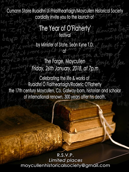 The year of O'Flaherty Festival - Moycullen 2018