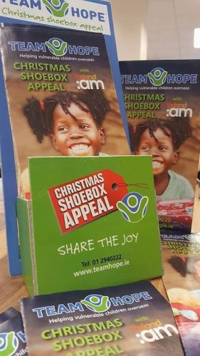 Moycullen Shoebox appeal