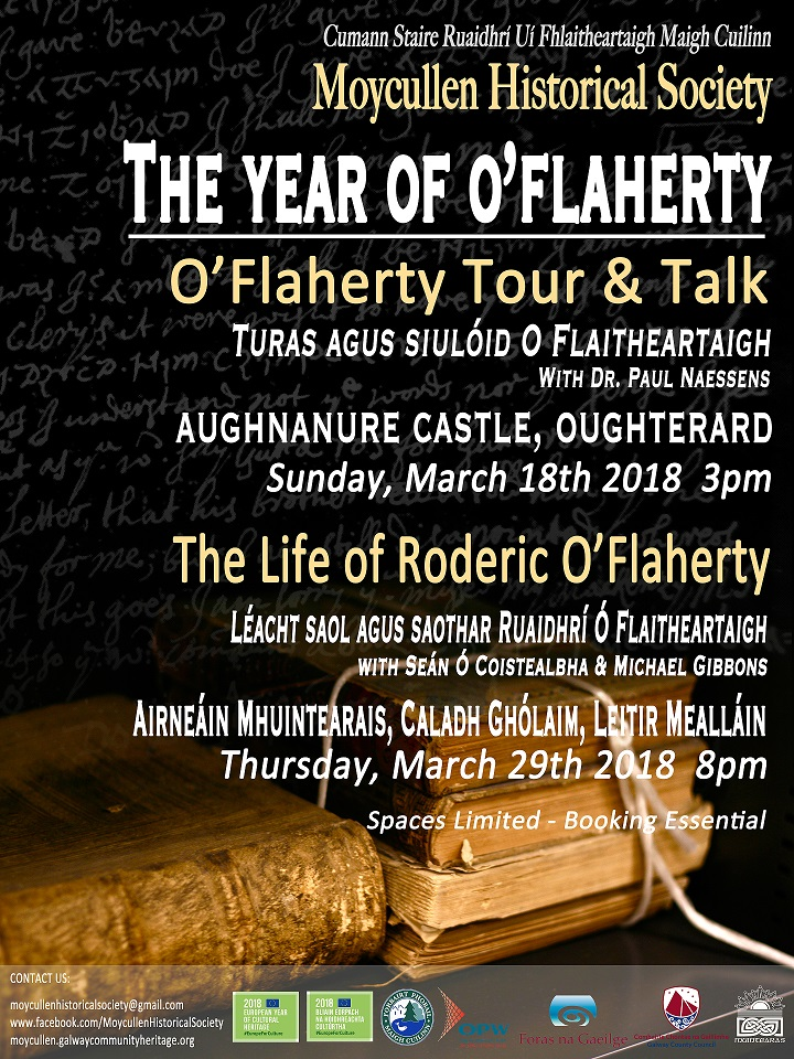 The year of O'Flaherty
